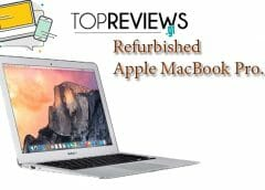 Refurbished Apple MacBook Pro.