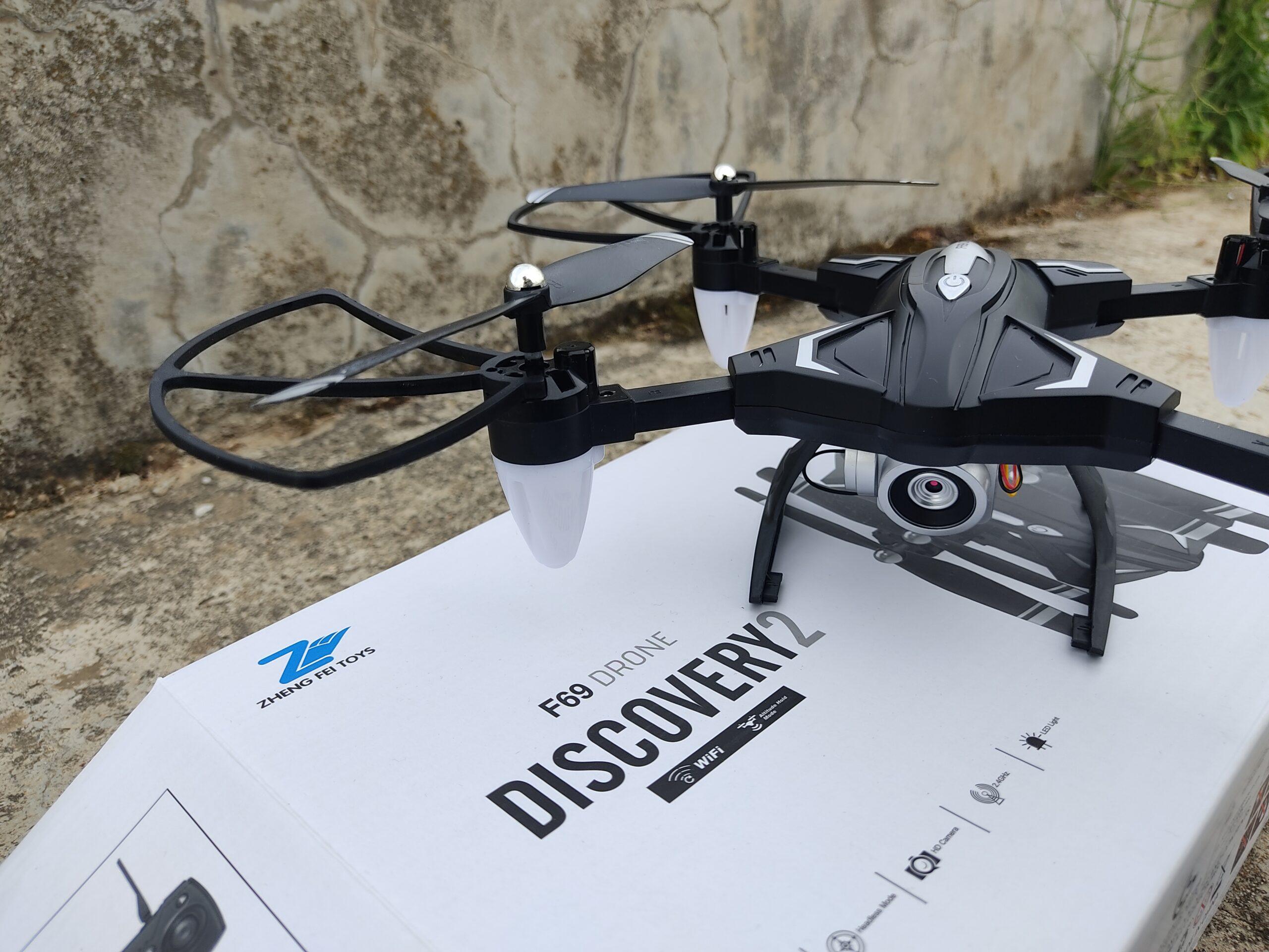 Zheng Fei Toys F69 Drone