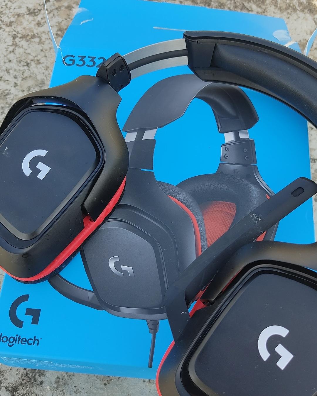 GAMING HEADSET LOGITECH G332