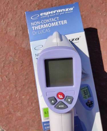 Οξύμετρο και Θερμόμετρο υπερύθρων