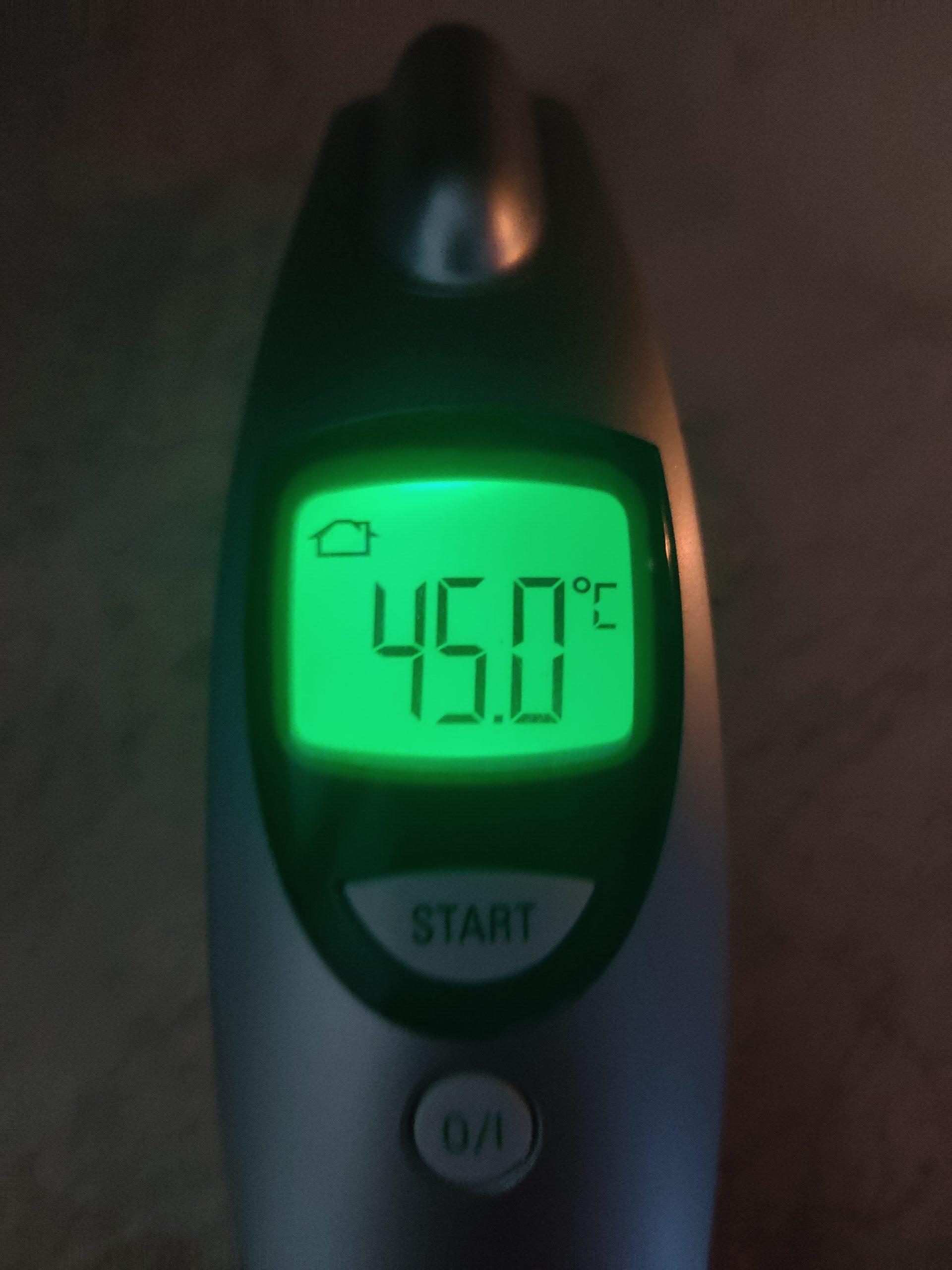 Θερμόμετρo Yπερύθρων Medisana TM 750